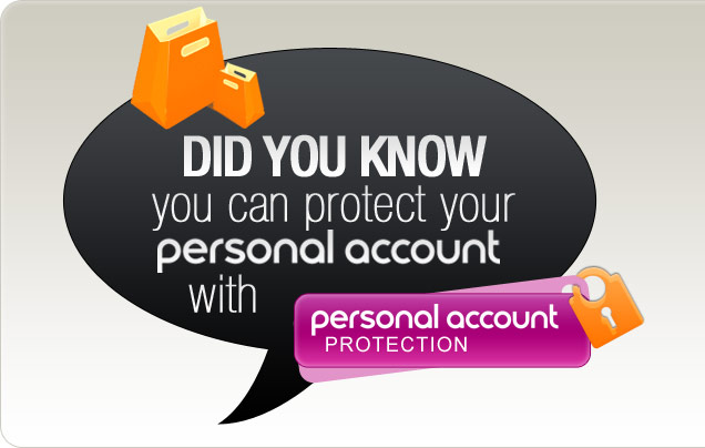 It's simple managing your Personal Account online - everything is available at your fingertips.