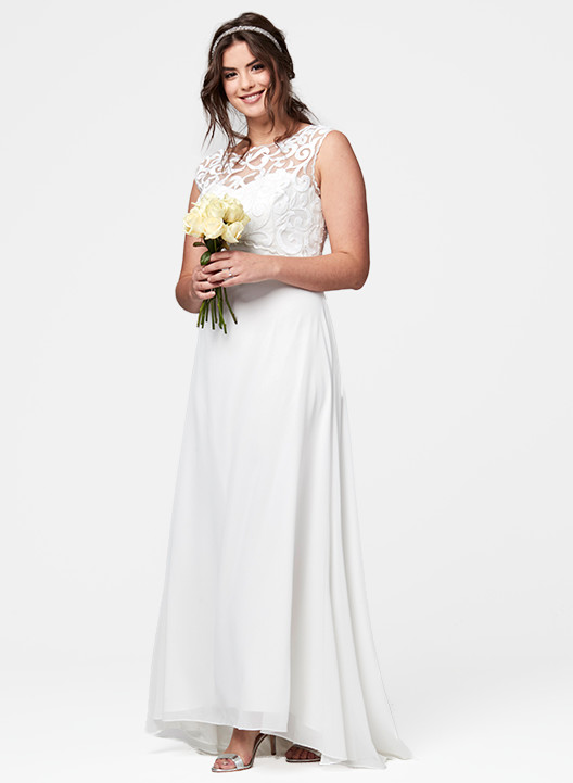 Wedding dresses bridesmaid dresses wedding guest for Simply be wedding dresses