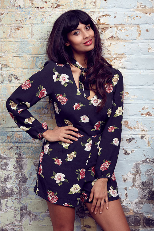 Jameela Jamil Clothing Exclusive To Simply Be