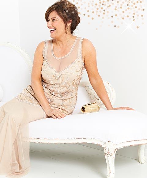 Plus size clothing dresses lingerie swimwear marisota for Bra for wedding dress shopping