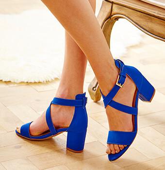 Cobalt heels