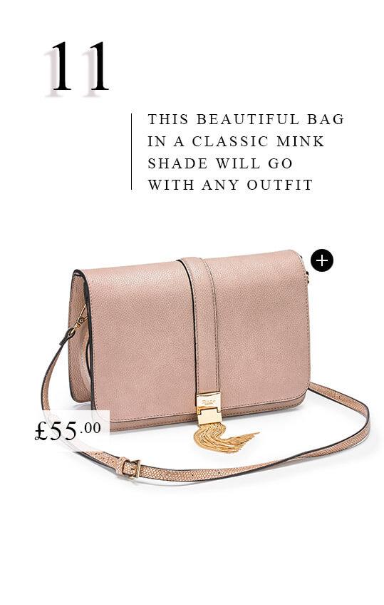 Dune Mink Day Bag