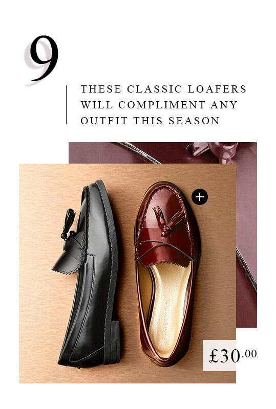 Tassle Loafers