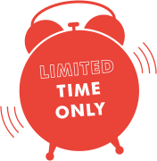 Limited Time Only