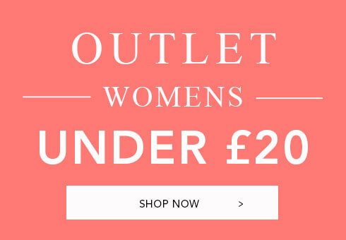 Outlet - Womens Under £20