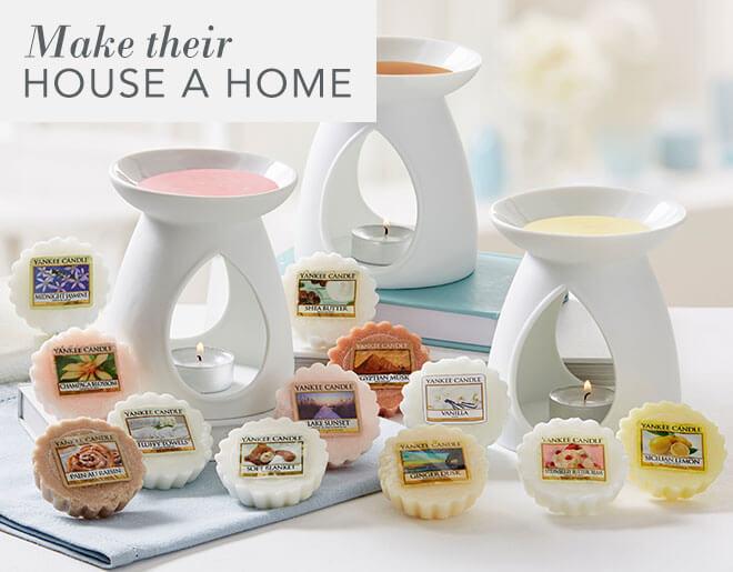 Make their House a Home