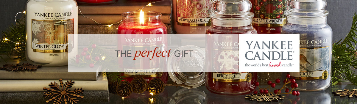 The perfect gift - Yankee Candle