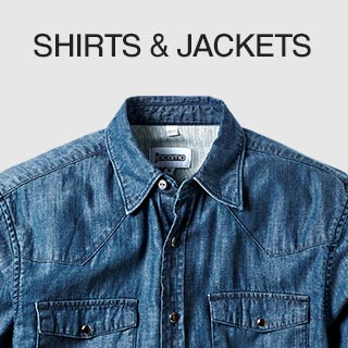 Shop Shirts & Jackets