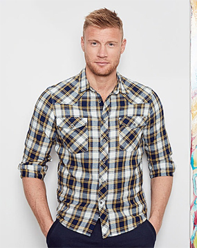 Freddie Flintoff Top