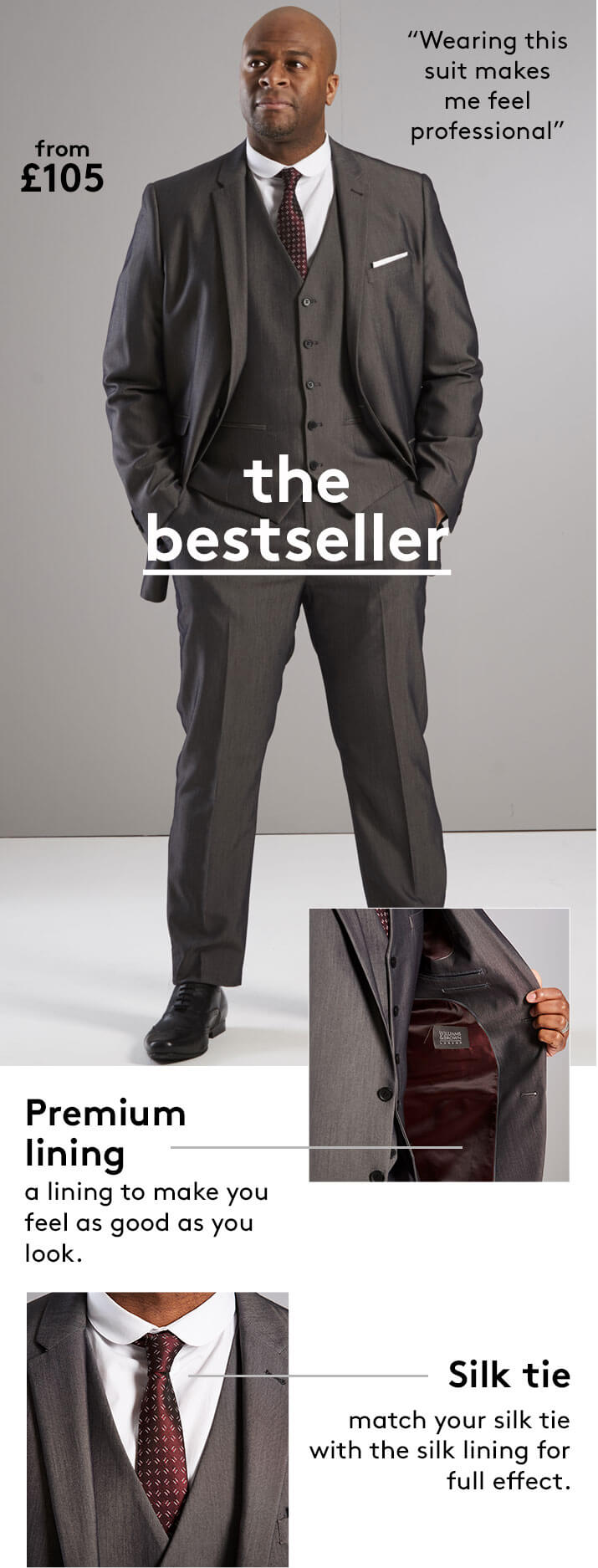The Bestseller suit