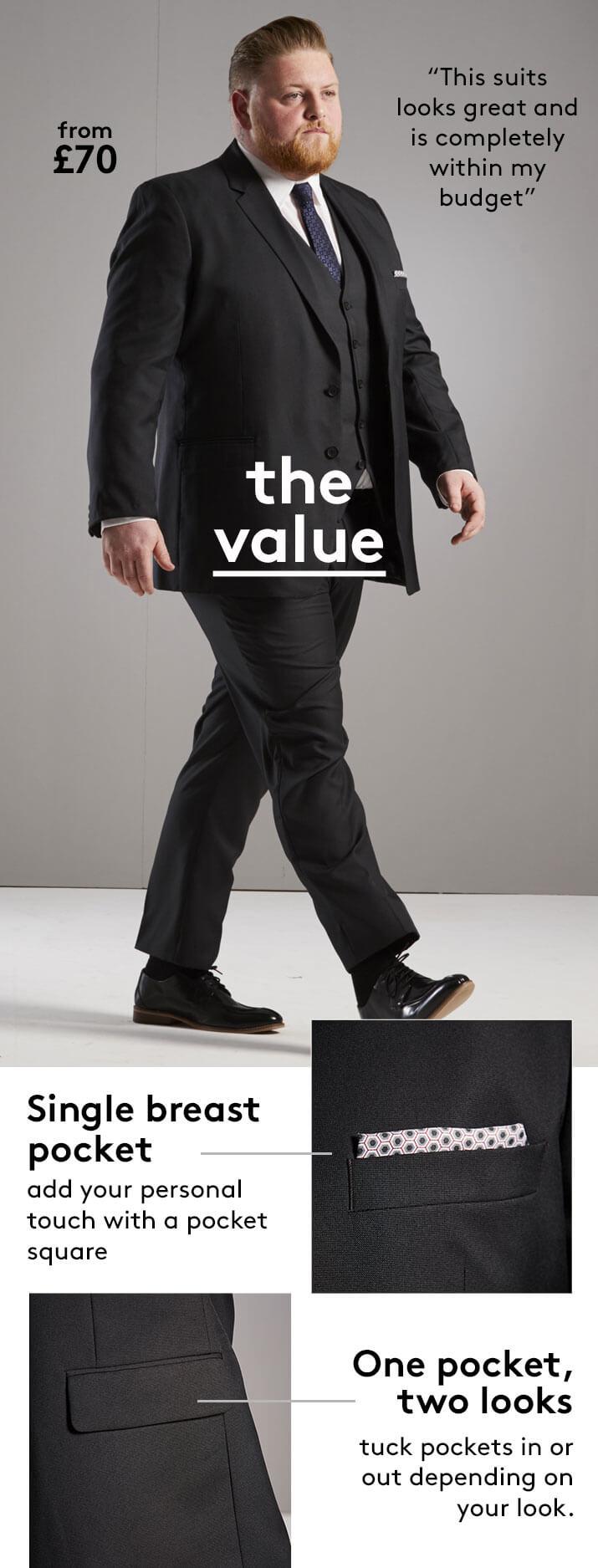 The value suit