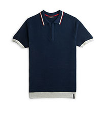 Shop Blue Polo