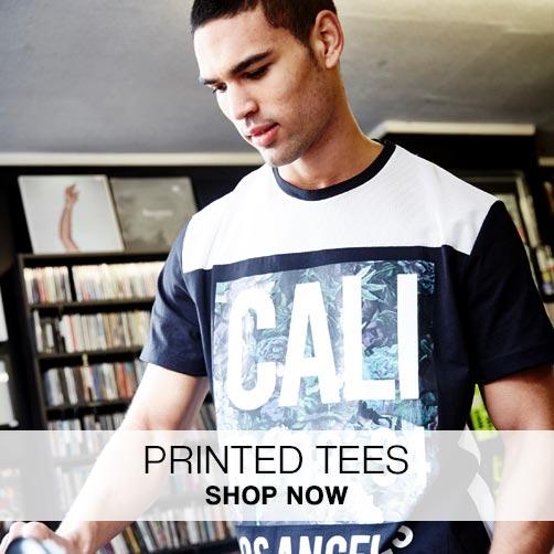 Printed Tees