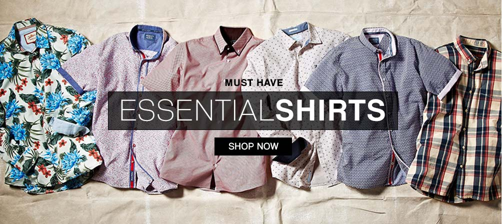 Essential Shirts