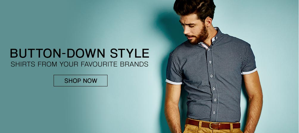 Button–Down Style