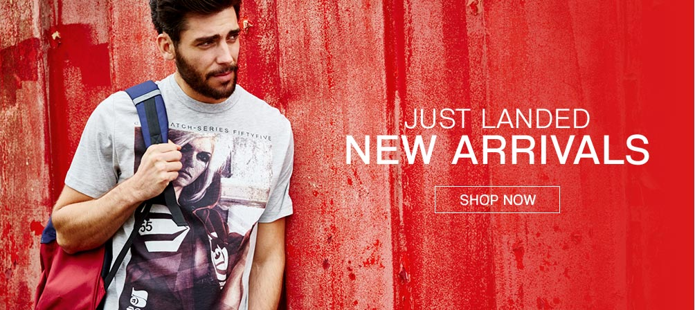 Just Landed – New Arrivals