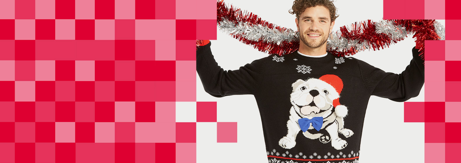 Cyber Monday - 50% Off Christmas Looks