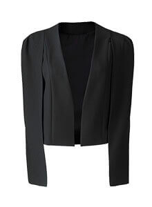 Jameela Jamil Cape Jacket