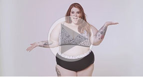Get a bikini body with Tess Holliday
