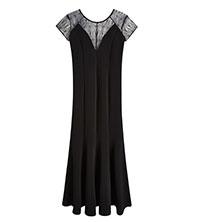 Fishtail Dress
