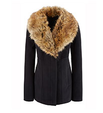 Fur Collar Jacker