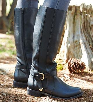 High Leg Boots