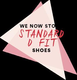 Standard D Fit Shoes
