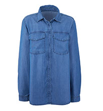 Light Denim Shirt