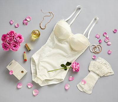 Shop Bridal Lingerie