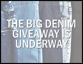 The Big Denim Giveaway