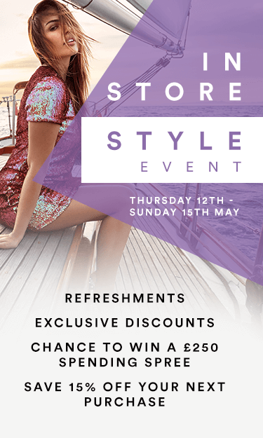 In Store Style Event