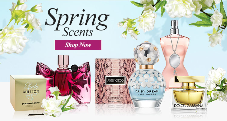 Spring Scents - Shop Now