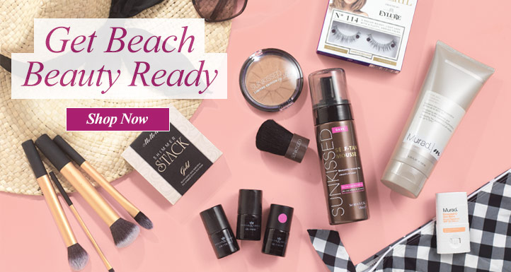 Get Beach Beauty Ready