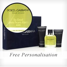 Free Personalisation