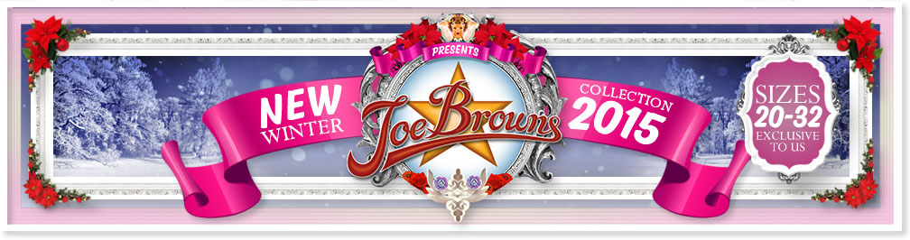 Presenting Joe Browns New Autumn 2015 Collection
