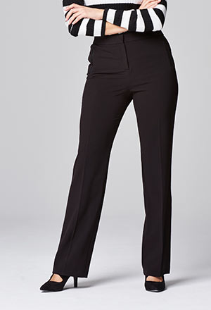Straight Trousers