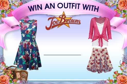 Win an Outfit with Joe Browns