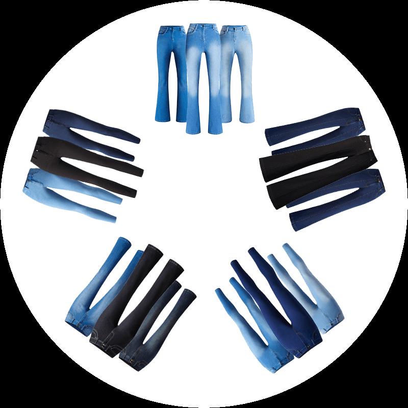 Jeans Wheel