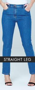 Straight Leg