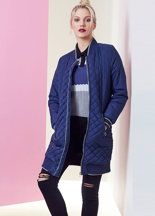 Refined Retro jacket