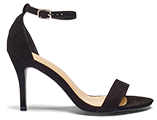 Sole Diva Sophie Barely There Shoe