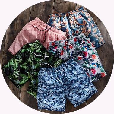 Shorts & Swimwear