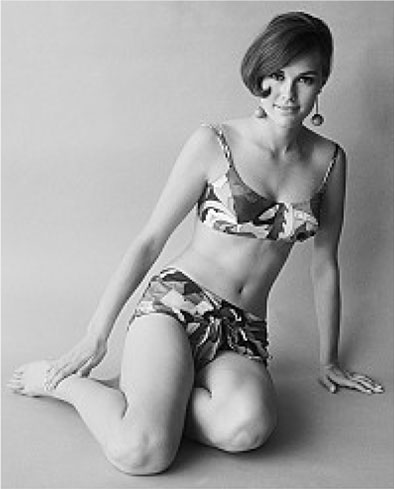1960s Swimwear