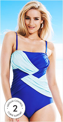 The Sporty Tankini