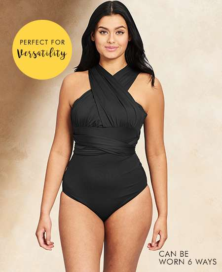 Magisculpt Covertible Swimsuit