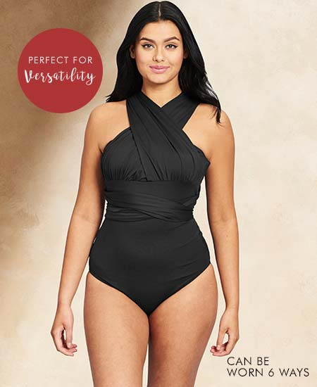 Magisculpt Covertible Swimsuit
