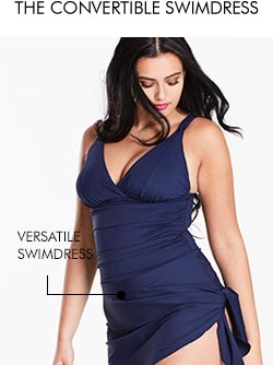 The Convertible swimdress