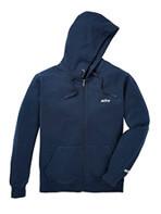 mitre zip-through hoodie regular