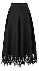 Glasto Romance Prom Skirt