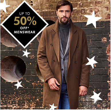 Up to 50% off Outlet